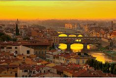 favorit place, dream, florence italy, florenc itali, sunsets