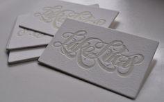 22 Beautiful Debossed Business Card Designs   Orphicpixel