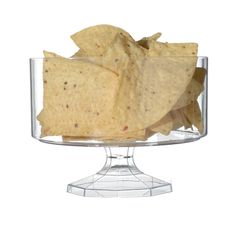 """Fineline Settings 3530 - Platter Pleasers 6"""" Trifle Bowl, 6 Pieces per Case, http://www.finelinesettings.com/Platter-Pleasers-Serving-Bowls?itemno=3530"""