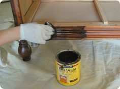 BEFORE AND AFTER BASICS: STAINING TIPS