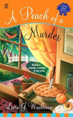 Fresh-Baked Mystery Series by Livia J. Washburn