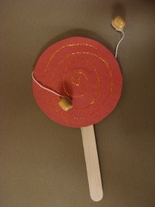 Make a chinese drum