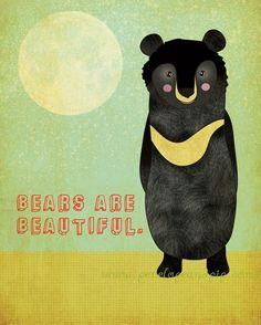 bears really are