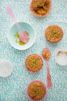 A Sprouted Kitchen breakfast :: Cannelle et Vanille - gf carrot oat date muffins