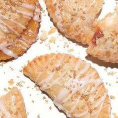 Apricot Cheesecake Pockets