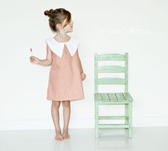 A sewing pattern too precious to pass up. #etsy #etsyfinds #DIY