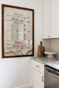 kitchen decor swooning