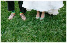 Retro Wedding Shoes