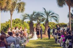 Charleston, SC Beach Wedding wilddunesweddings... #wilddunesweddings | Wild Dunes Resort | Photo by Richard Bell Photography