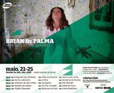 Mostra Brian De Palma: 24 Mentiras Por Segundo