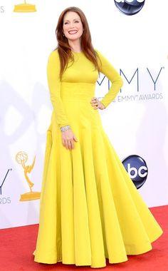 love love Julianne Moore's dress !
