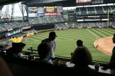 Seattle Washington- mariners game
