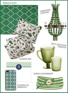 Emerald Green Trends We Love n#laylagrayce #blog #trend #green
