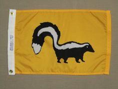 novelty flag