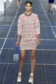 Chanel | Spring 2013 Ready-to-Wear Collection | Style.com