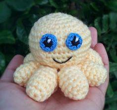 Amigurumi Octopus Tutorial : Crochet Octopus on Pinterest Crochet Stuffed Animals ...