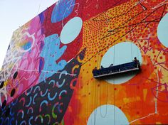 HENSE's latest installation in Lima, Peru