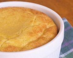 Easy Cornbread Casserole Recipe
