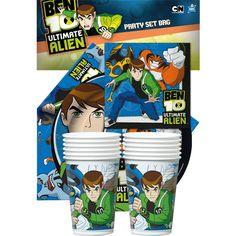 ben 10 alien partyparty pack£8.8625pc