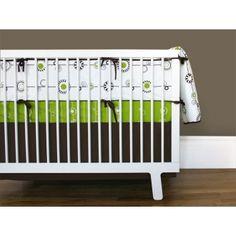 olli and lime george crib set   #projectnursery #franklinandben #nursery