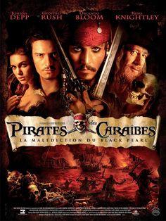 2004 PIRATES DES CARAIBES - LA MALEDICTION DU BLACK PEARL