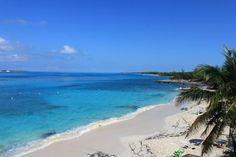 Sandy Toes Beach, Rose Island, Bahamas