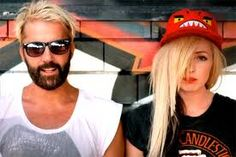 The Ting Tings!!