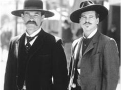 Tombstone...I'm your huckleberry.