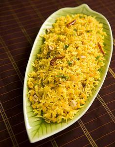 Recipe: Fragrant Lemon Rice #vegetarian #vegan #glutenfree