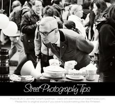 Street Photography Etiquette Tips