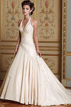 western wedding dresses