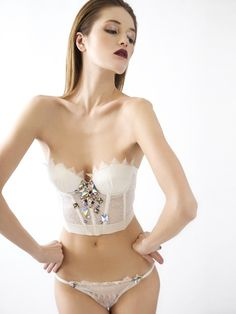 Damaris Bridal Corset