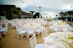 Blush toned wedding at L'auberge Del Mar