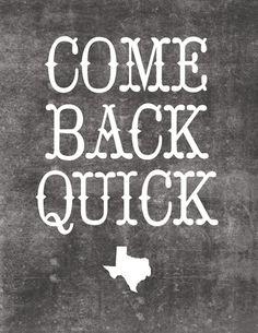 I <3 Texas