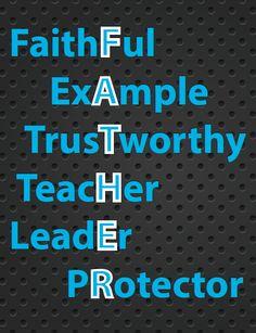 father's day children's sermon