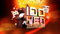 100 Yen: The Japanese Arcade Experience is a 75 min. historical documentary about the evolution of Japanese arcades and the culture surrounding it.