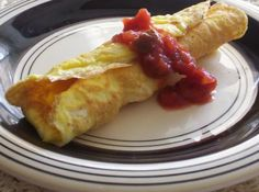 24/7 Low Carb Diner: Egg Roll-ups
