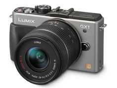 Panasonic DMC-GX1KS - LUMIX GX1 16 Megapixel Compact System Camera (14-42mm Lens Kit) - Overview
