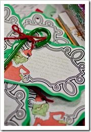 Grinch tags