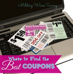 Where To Find The Best Coupons Online #savingmoney #budgeting #finance