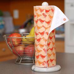 """fantastic! reusable """"paper"""" towels"""