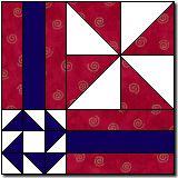 quilt block, patriot quilt