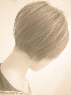 Straight bob - short hair
