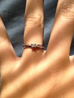 My beautiful promise ring!!!!!