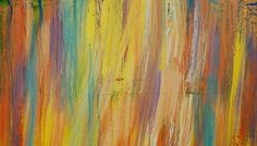 Acrylic Abstract Painting Large Original Art by avaavadonstudio