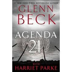 21 book, glenn beck, new books, agenda 21