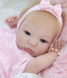 Reborn Baby Girl**Shyann** by Aleina Peterson now Tammi | eBay