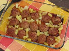 Been There Baked That: Ham Balls