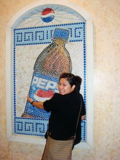 Diet Pepsi hug to you!