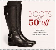 Nordstrom Boots up to 50% off!  http://rstyle.me/n/dxqgdnyg6